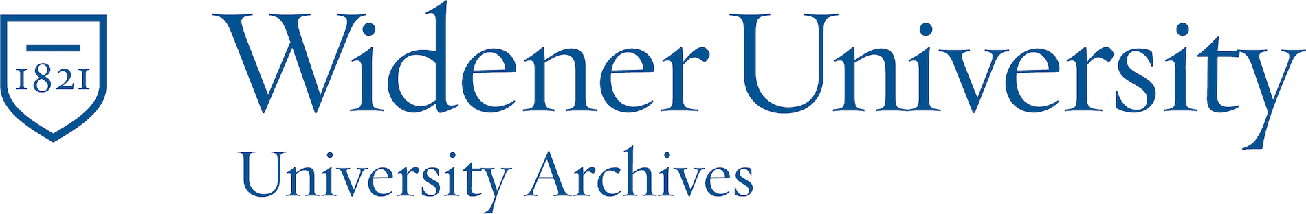 Widener University Archives